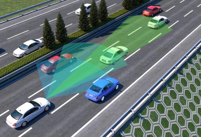 77GHz Millimeter-wave Automotive Radar-川速微波